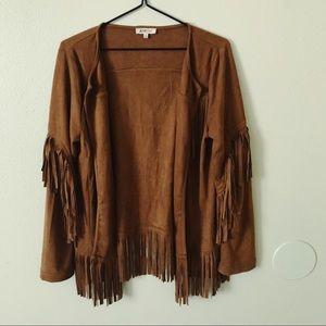 Fringe Jacket 🧥